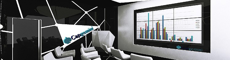 architektura wnętrz presentation room
