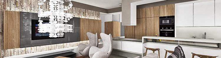 luksusowe wnętrze apartemntu
