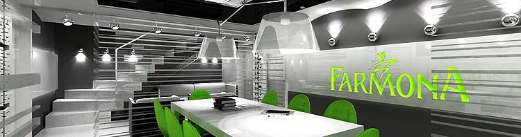 projektowanie wnętrz biurowych - sala konferencyjna